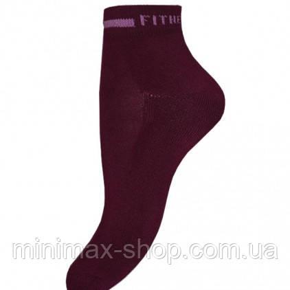Носки женские Легка Хода 5077, бордо