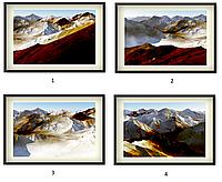 Белые Пески  - Модульная картина на холсте