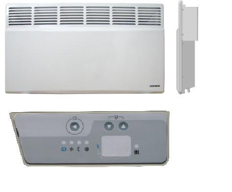 Электроконвектор настенный серия «Оптима +» ряд «Комфорт» ЕВНА-1,5/230 С2К (мби)
