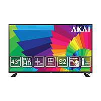Телевизор Akai UA43LEP1UHD9, фото 1