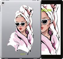 "Чехол на iPad Pro 12.9 2017 Девушка в очках 2 ""4714u-1549-535"""