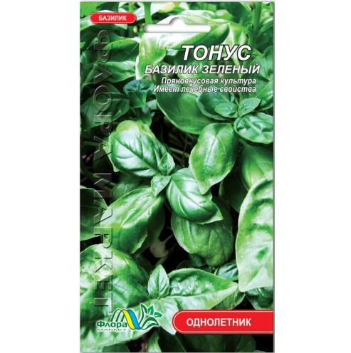 Семена Базилик Тонус зеленый 0.5 г