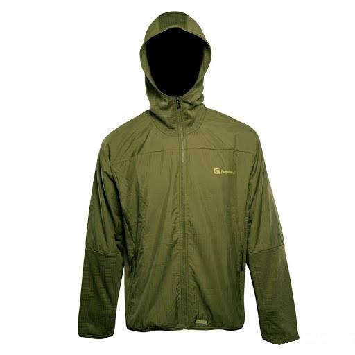 Куртка APEarel Dropback Lightweight Zip Jacket Green XXL