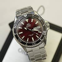Orient RA-AA0003R19B RED KAMASU Automatic Diver Sapphire