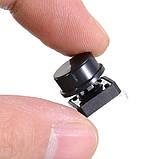 Тактильные кнопочные переключатели 100 штук 12х12х12 мм, фото 3