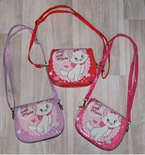 Сумка Кішка Марі лакова для дівчинки арт 1188