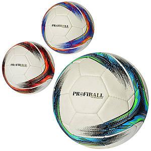 Мяч футбольный PROFI 2500-122 панели 32 ручная работа