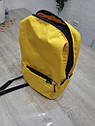 Оригинальный рюкзак Xiaomi Mi Colorfull 10L чёрный водонепроницаемый (оригинал) сумка, фото 3