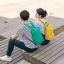 Оригинальный рюкзак Xiaomi Mi Colorfull 10L чёрный водонепроницаемый (оригинал) сумка, фото 9
