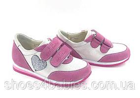 Детские ортопедические кроссовки для девочки FS р. 20-30 модель 8818Р