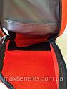 Оригинальный рюкзак Xiaomi Mi Colorful 10L синий водонепроницаемый (оригинал) сумка, фото 9