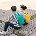 Оригинальный рюкзак Xiaomi Mi Colorful 10L синий водонепроницаемый (оригинал) сумка, фото 8