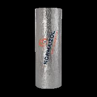 Алюфом® RC синтетический каучук с высокоадгезивной клеящей основою и покрытием из алюминиевой фольги 25 мм.
