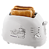 Тостер с поддоном Scarlett SC-TM11006 мощность 700 Вт цвет белый