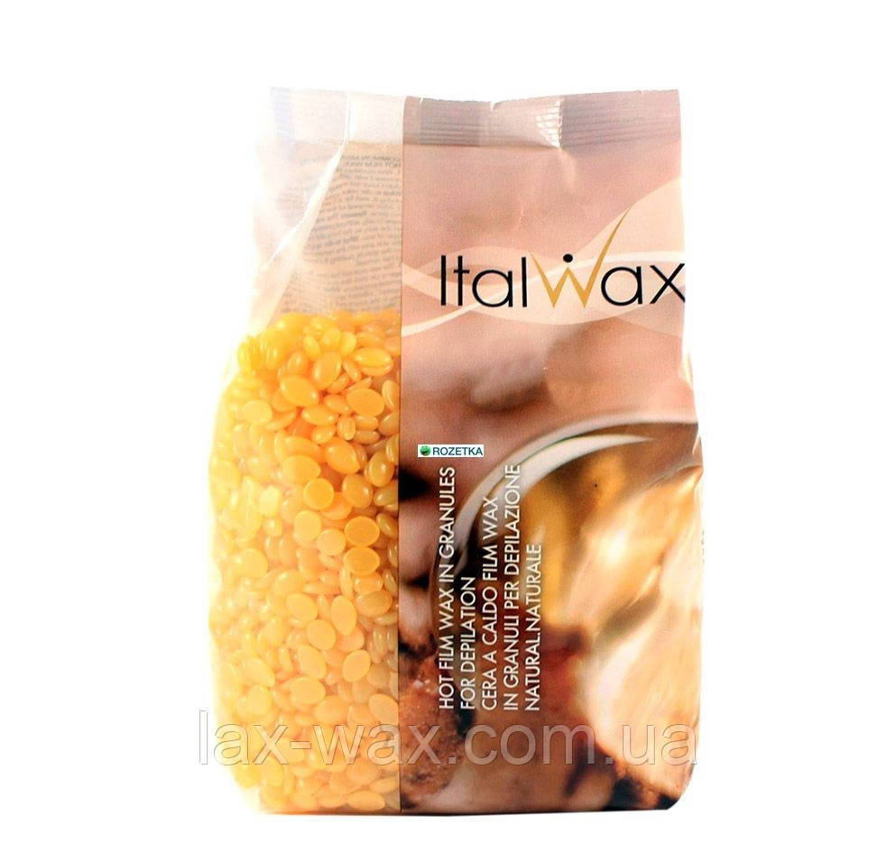 Воск горячий в гранулах Italwax (натуральный), 1кг