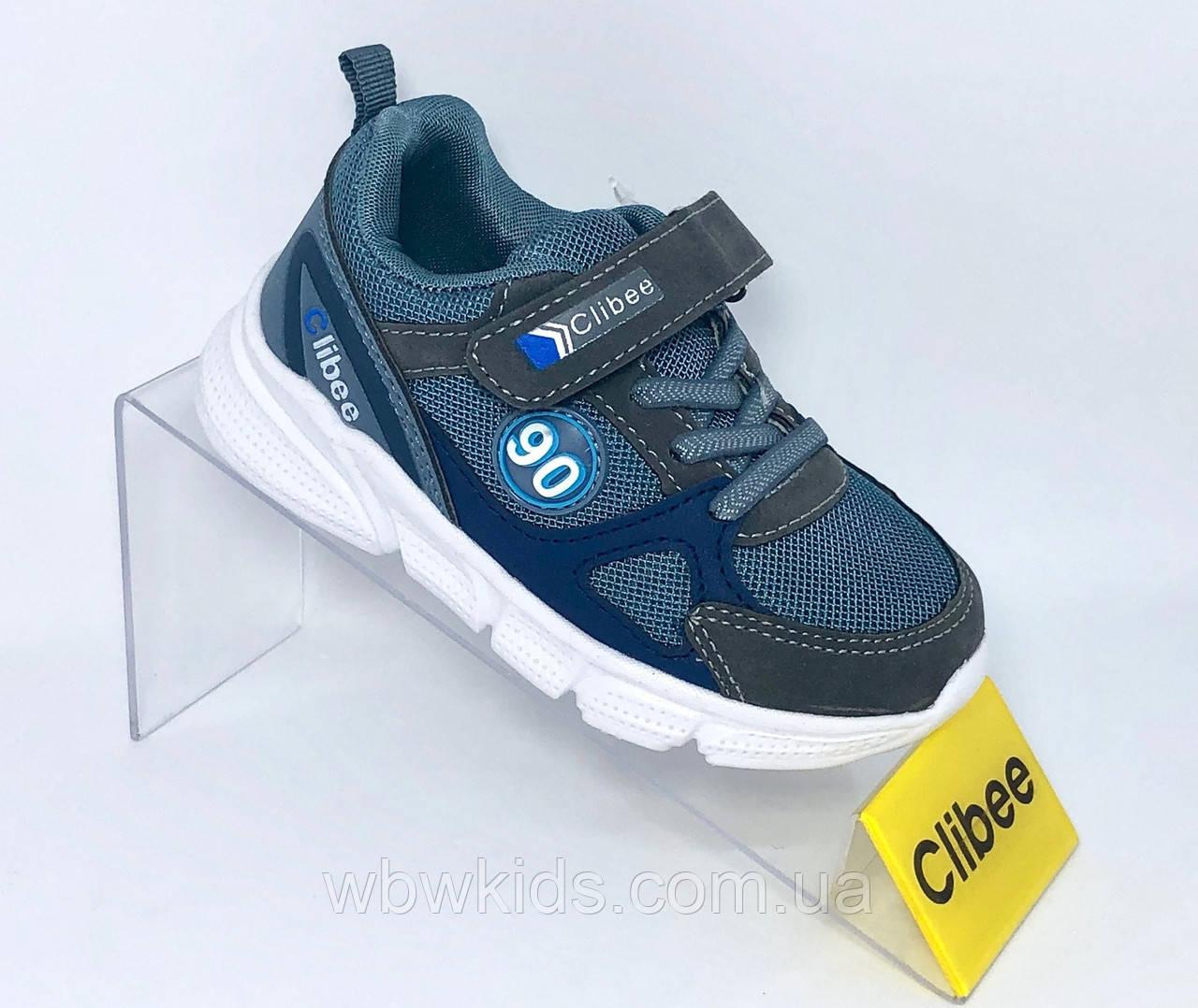 Кросівки Clibee К316 сині джинс