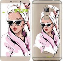 "Чохол на LeTV Max X900 Дівчина в окулярах 2 ""4714u-381-535"""
