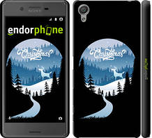 "Чехол на Sony Xperia X F5122 Christmas ""4713c-446-535"""