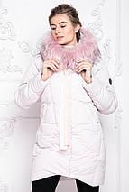 Женское зимнее пальто Эжени, фото 3