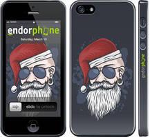 "Чехол на iPhone 5s Christmas Man ""4712c-21-535"""