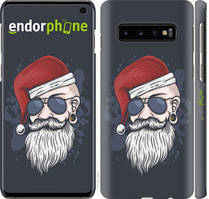 "Чехол на Samsung Galaxy S10 Christmas Man ""4712c-1640-535"""