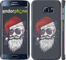 "Чехол на Samsung Galaxy S6 Edge G925F Christmas Man ""4712c-83-535"""