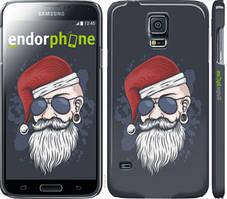 "Чехол на Samsung Galaxy S5 Duos SM G900FD Christmas Man ""4712c-62-535"""