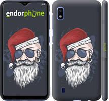 "Чехол на Samsung Galaxy A10 2019 A105F Christmas Man ""4712c-1671-535"""
