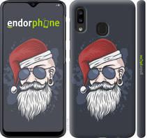 """Чехол на Samsung Galaxy A20e A202F Christmas Man """"4712c-1709-535"""""""