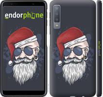 "Чехол на Samsung Galaxy A7 (2018) A750F Christmas Man ""4712c-1582-535"""