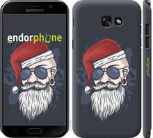 "Чехол на Samsung Galaxy A7 (2017) Christmas Man ""4712c-445-535"""
