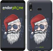 "Чехол на Samsung Galaxy A6s Christmas Man ""4712u-1604-535"""