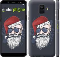 "Чехол на Samsung Galaxy A6 2018 Christmas Man ""4712c-1480-535"""