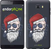"Чехол на Samsung Galaxy C9 Pro Christmas Man ""4712u-720-535"""