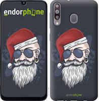"Чехол на Samsung Galaxy M30 Christmas Man ""4712u-1682-535"""