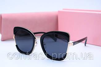 Солнцезащитные очки Miu Miu 2918 черн