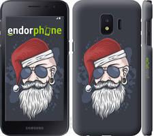 "Чехол на Samsung Galaxy J2 Core Christmas Man ""4712c-1565-535"""