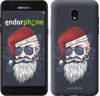 "Чехол на Samsung Galaxy J7 2018 Christmas Man ""4712u-1502-535"""