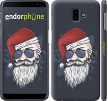 "Чехол на Samsung Galaxy J6 Plus 2018 Christmas Man ""4712c-1586-535"""
