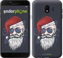 "Чехол на Samsung Galaxy J4 2018 Christmas Man ""4712u-1487-535"""