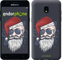 "Чехол на Samsung Galaxy J3 2018 Christmas Man ""4712u-1501-535"""
