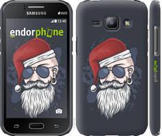 "Чехол на Samsung Galaxy J1 J100H Christmas Man ""4712c-104-535"""