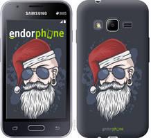 "Чехол на Samsung Galaxy J1 Mini Prime J106 Christmas Man ""4712u-632-535"""