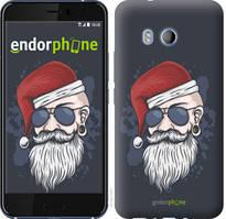 "Чехол на HTC U11 Christmas Man ""4712u-1007-535"""