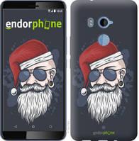 """Чехол на HTC U11 Plus Christmas Man """"4712u-1363-535"""""""