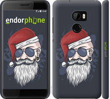 "Чехол на HTC One X10 Christmas Man ""4712c-995-535"""