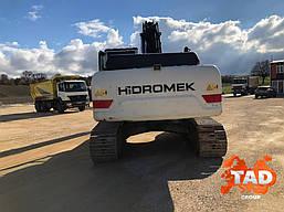 Гусеничний екскаватор Hidromek HMK220LC (2012 р), фото 2
