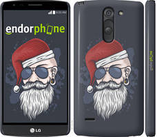 "Чехол на LG G3 Stylus D690 Christmas Man ""4712c-89-535"""
