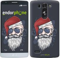 "Чехол на LG G4 Stylus H540 Christmas Man ""4712u-242-535"""