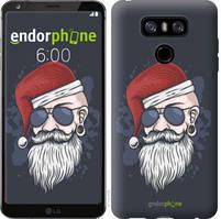 """Чехол на LG G6 Christmas Man """"4712u-836-535"""""""
